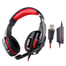 Gaming Headset USB 7.1 Surround Sound channel Gamer Headset 7.1 Earphone Wired Headphone With Microphone For Computer PC Laptop