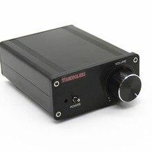 Tiancoolkei мини TDA7498 320 Вт ультра высокой мощности HiFi аудио цифровой Мощность Усилители домашние 1600 Вт + 160 Вт домашнего аудио видео Усилители черный