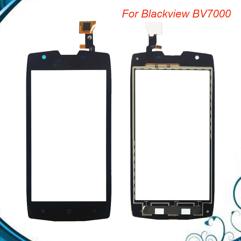 5.0'' Touch Glass Touch Screen Digitizer Panel Front Glass For BlackView BV7000 BV 7000 Lens Sensor Free Shipping IN Stock