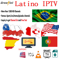 Iptv For The Brazil Produtos baratos