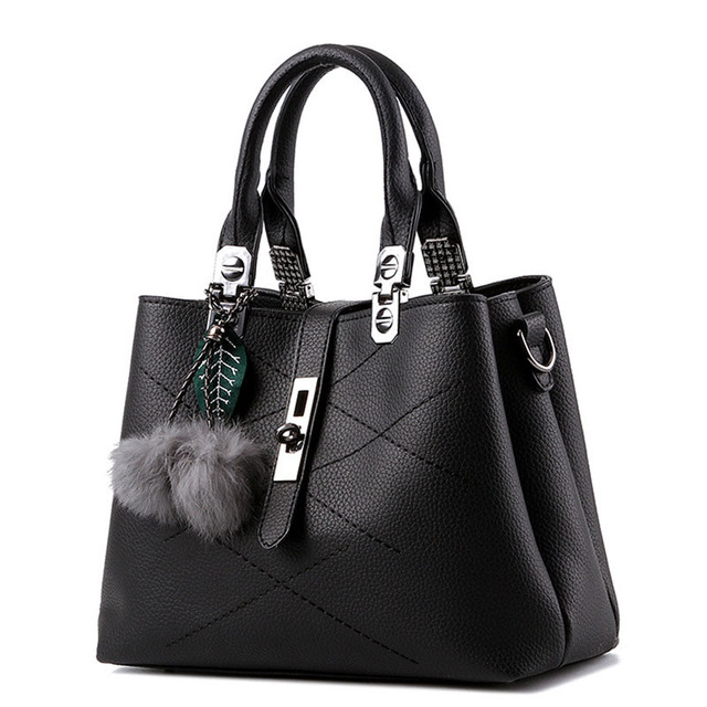 c8cd7c599fb Women Shoulder Bags Totes Bag Famous brands designer Soft Pu Leather Office  Ladies Hand Bags Big Leisure Handbag for WomenTBS125