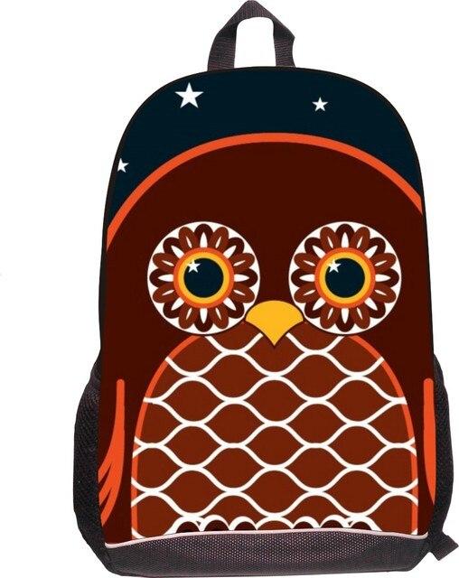Опрятный Стиль Школьный Рюкзак Прохладный Сова Леопард Волк Печать Животных Рюкзак для Детей Прохладный Мальчики Рюкзак Mochila Дети
