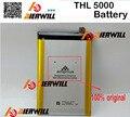 100% de la Alta Calidad 5000 mAh Li-ion Batería de Repuesto Para THL 5000 Teléfono Inteligente con número de seguimiento