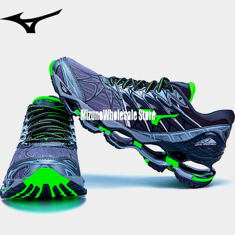 Tenis Mizuno Wave Prophecy 7 Original Men Shoes Air Cushioning for Men Weight Lifting Shoes Sneakers Stable Sports High QualityTenis Mizuno Wave Prophecy 7 Original Men Shoes Air Cushioning for Men Weight Lifting Shoes Sneakers Stable Sports High Quality