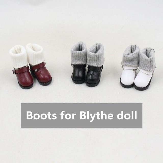 Neo Blythe Doll Stocking Shoes
