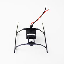 Hot Free Shipping WLtoys V911 4CH 2.4G RC Helicopter spare parts V911-08 landing skid 5pcs