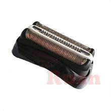 32B 블랙 면도기 포일 & 커터 면도기 헤드 브라운 시리즈 3 320 330 340 380 390 3090CC 350CC 320S 330S 카세트 메쉬 그리드