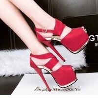 Wedding Shoes Platform Sandals Party Shoes For Women Shoes Heels Sandals Strappy Heels Women Pink Pumps