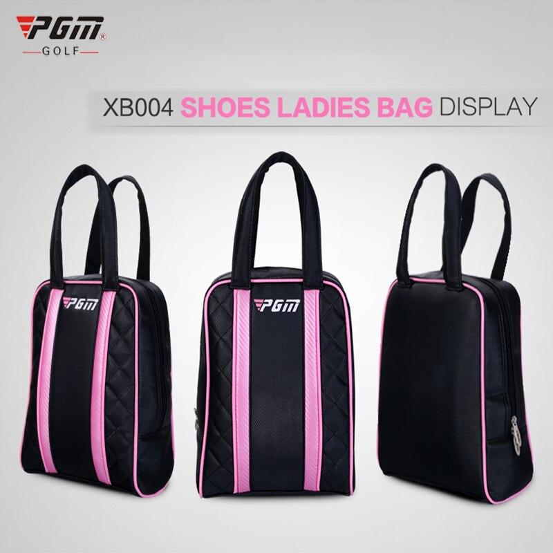 Prix pour PGM De Golf Chaussures Sac PU Imperméable Hommes et Femmes De Golf Voyage sac Housse De Pluie Chine Chaussures Balle De Golf Sports de Plein Air Mini Sacs