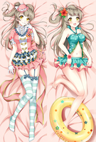Love Live Minami Kotori Japan Anime Hugging Body Pillow Case Cover Q5