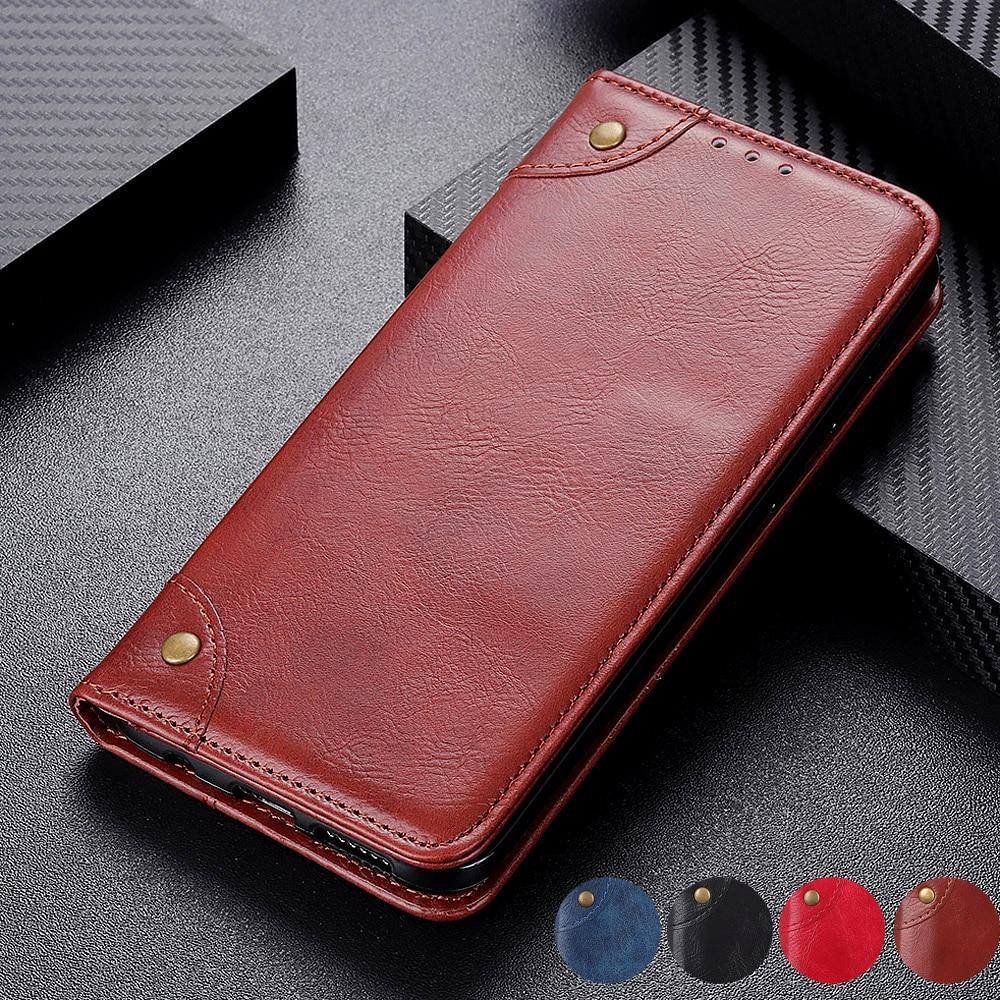 black shark2 fone capa Magnetic Flip Book phone case For Xiaomi Black Shark 2 Luxury Retro