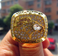 Frete Grátis 1997 Denver Broncos SUPER BOWL ANEL de Campeão ANEL 11 Sólido de alta qualidade