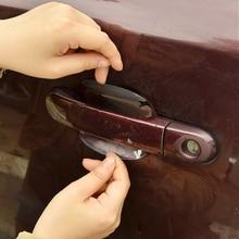 Горячая Распродажа стайлинга автомобилей дверные ручки защиты для Рено Duster peugeot 206 mitsubiisi ваза 2110 vw tiguan peugeot 407 fiat 500