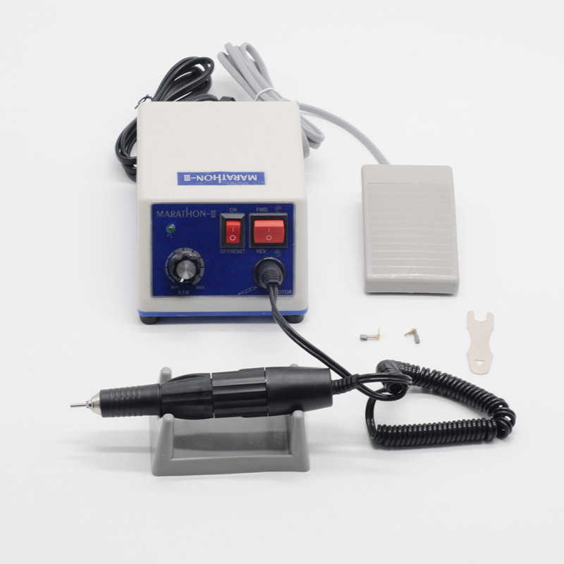 Dental Micro Motor Machine N3 220V & Polishing Handpiece Or 110V & E Type Handpiece For Dentist Clinic