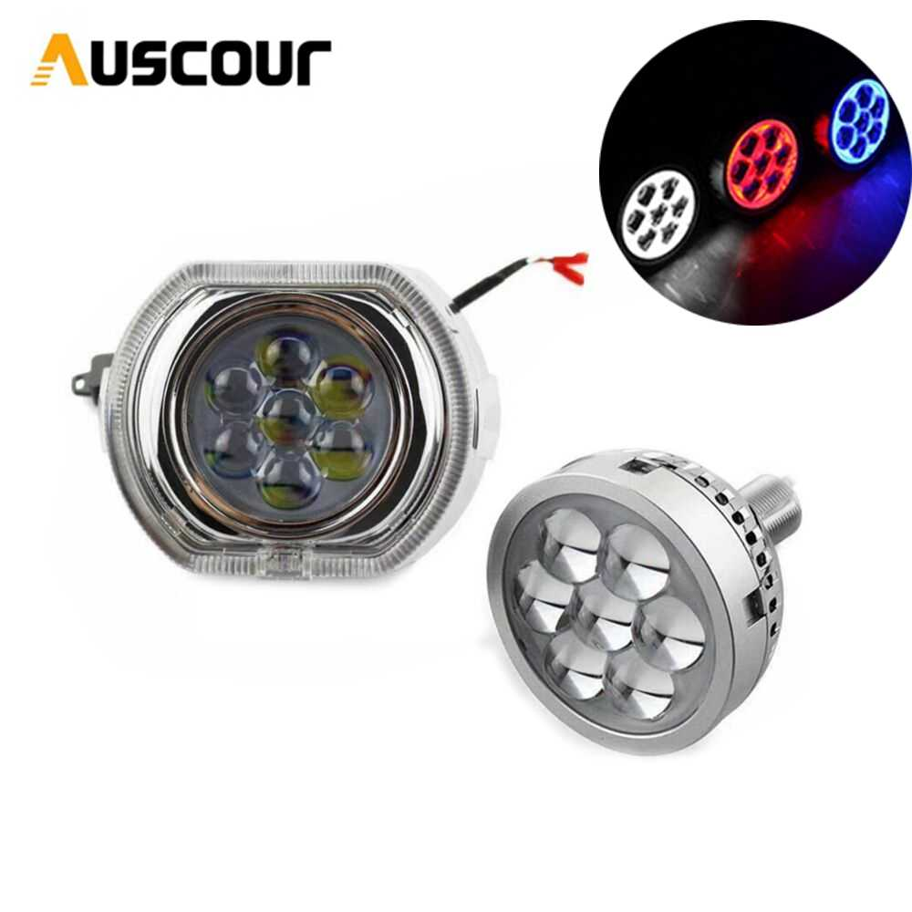 3.0 BI LED projector lens car universial LED Headlight Beam hid xenon lens fit h1 h4 h7 d1 hb3 hb4 universal car retrofit
