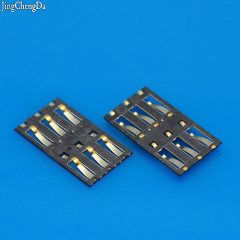 JCD 1pcs/lot New SIM Card Socket Connector Holder Tray Repair Replacement for Sony S55T S55U C3 D2502 High quality image