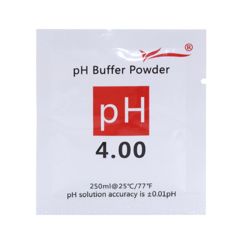 Yieryi PH Buffer Powder 4.00  4.01 6.86  7.00  9.18 10.01 Buffer Powder For PH Tester Measurement Calibration Solution
