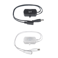 High Quality PIR Infrared Module Body Intelligent Sensor Light Motion Sensing Switch FREE SHIPPING 1pcs ET010