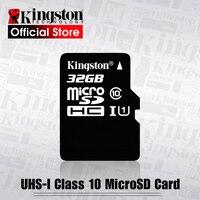 Kingston Class 10 Micro SD Card 32GB 16GB 64GB 128GB 8GB Memory Card C10 Mini SD Card SDHC SDXC TF Card for Smartphone|memory card c10|micro sd card 32gb|sd card 32gb -