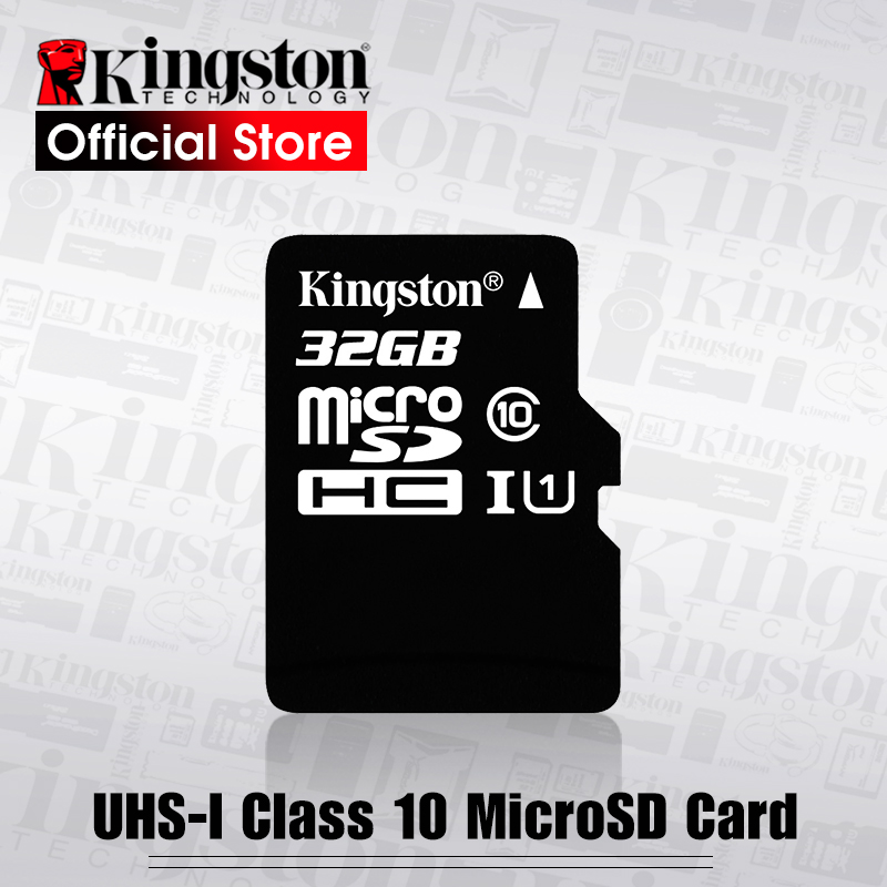 цена на Kingston Class 10 Micro SD Card 32GB Memory Card C10 Mini SD Card SDHC SDXC TF Card for Smartphone