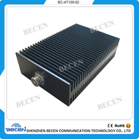 300 Вт DIN 7/16 разъем балластная нагрузка RF, РФ конечная нагрузка, DC 3 ГГц