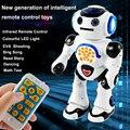 Многофункциональный дистанционного управления интеллектуального робота голос на английском языке петь и танец повествование отцовства игрушки