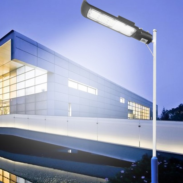 Solar Led Street Lamp Waterproof Outdoor Landscape Garden Light Human Sensing Wall