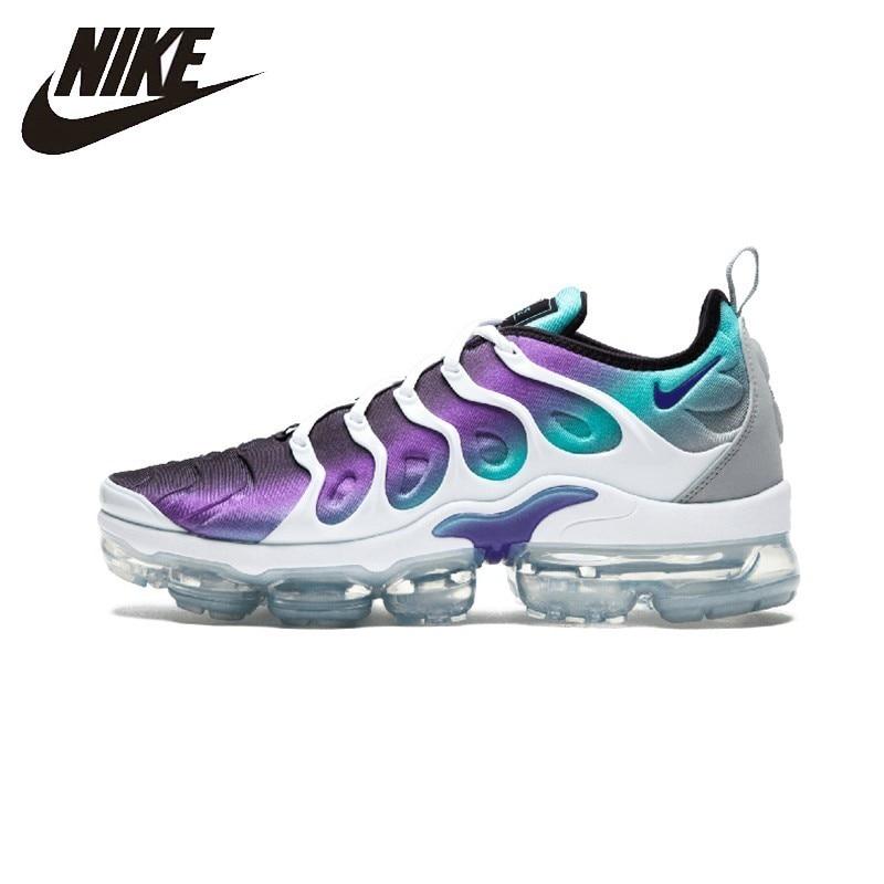 Nike Air Vapormax Plus TN nouveauté chaussures de course pour hommes respirant antidérapant coussin d'air Sports de plein Air baskets #924453