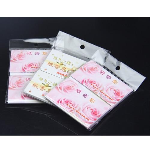 Carton paper soap solid paper soap 2 bag