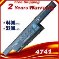 Bateria do portátil para acer aspire e1 E1-571G v3 V3-471G V3-551G V3-571G V3-731 V3-771 V3-771G
