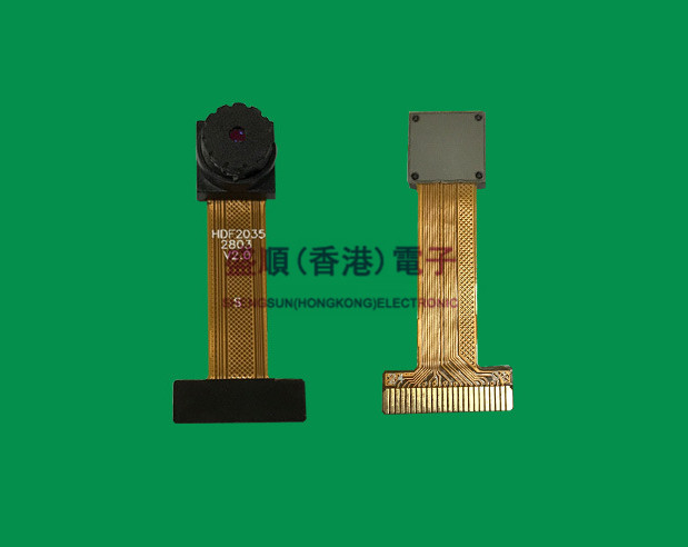 Recognition Lens OV2718 DVP/MIPI 30 Frame Camera Module With Good Dim Light Effect And Wide Angle 140 Degree