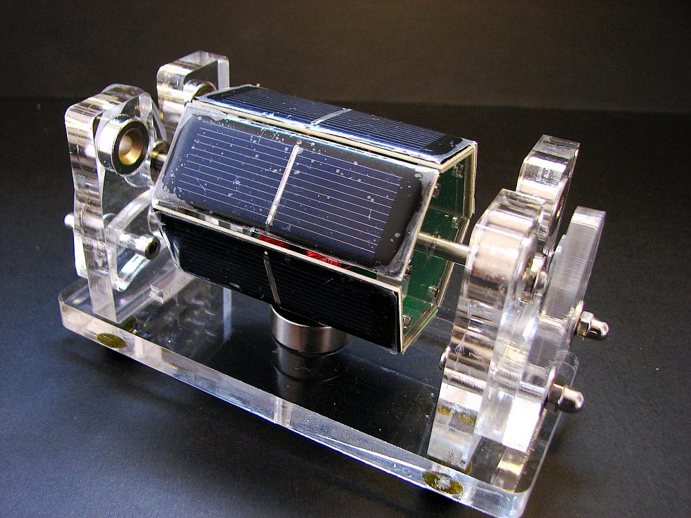 Magnetic Suspension Mendocino Motor Optical Motive Perpetual Motion Solar Energy