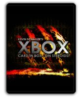 X-BOX by Kevin Schaller / close-up card magic trick / wholesale