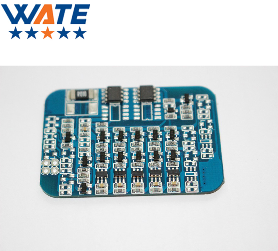 Protection Circuit 5S 5A BMS PCM PCB Battery Protection Board For 18.5V Li-ion lithium Battery Cell Pack SH07006022-LX5S5A 10s 36v li ion lithium cell 40a 18650 battery protection bms pcb board balance r179t drop shipping