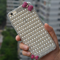 Lovely Cute New Arrival For Apple IPhone 5 5s 6 6plus 4 4s Case Luxury 3D