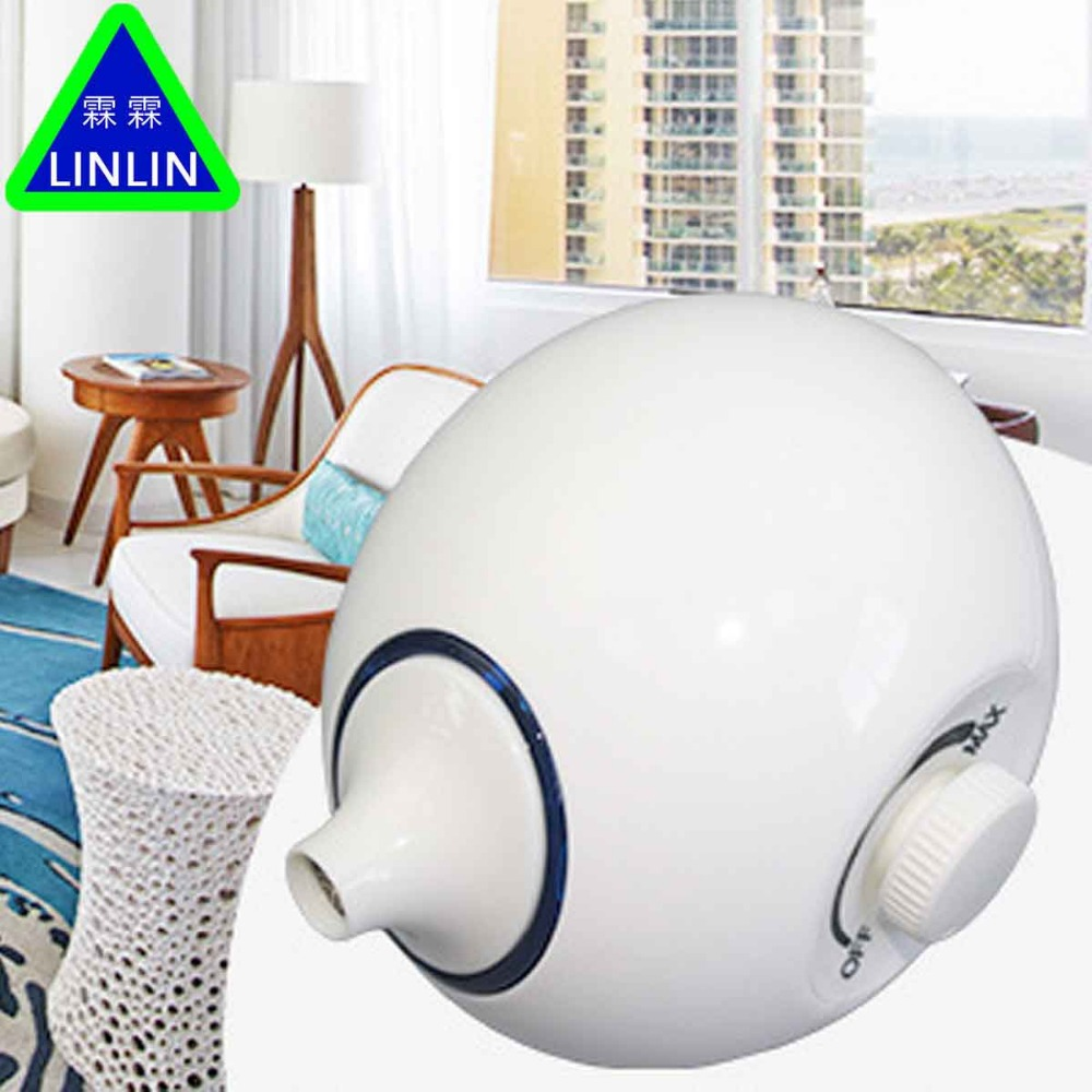 LINLIN Indoor air purifier Ozonizer Odor removal from formaldehyde Disinfection of bacteria in toilet pets