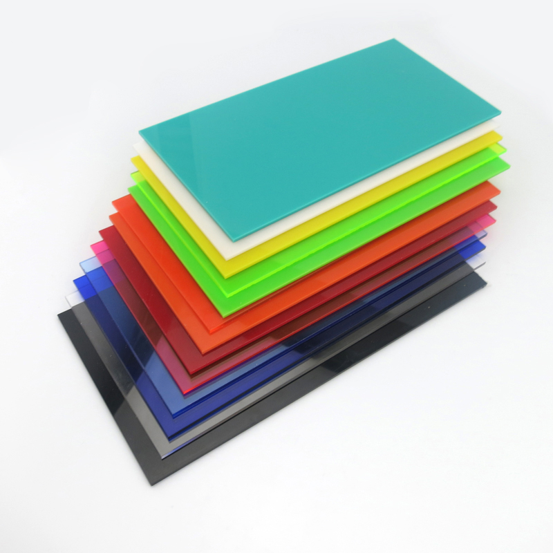 300*400*2.3mm colored acrylic sheet / plexiglass plate /DIY toy accessories technology model parts