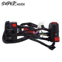 цена на Brand new Scooter Handle Switch Turn Signal Control&Horn Control For HONDA CBR250 RR CBR400 RR VFR400 MC19 MC22 MC23 MC29 MC30