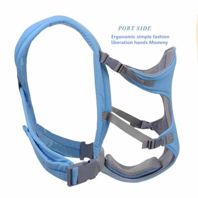 3-IN-1 Ergonomic Baby Hip Seat Carrier