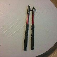 Outdoor Fiberglass Sea Rod Telescopic Fishing Rod Pole Fishing Tackle Tools 1.8-3.6m