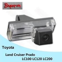 Per Toyota Land Cruiser Prado LC100 LC120 LC200 LC 100 120 200 Backup HD CCD Telecamera di Parcheggio in Retromarcia Macchina Fotografica di Retrovisione
