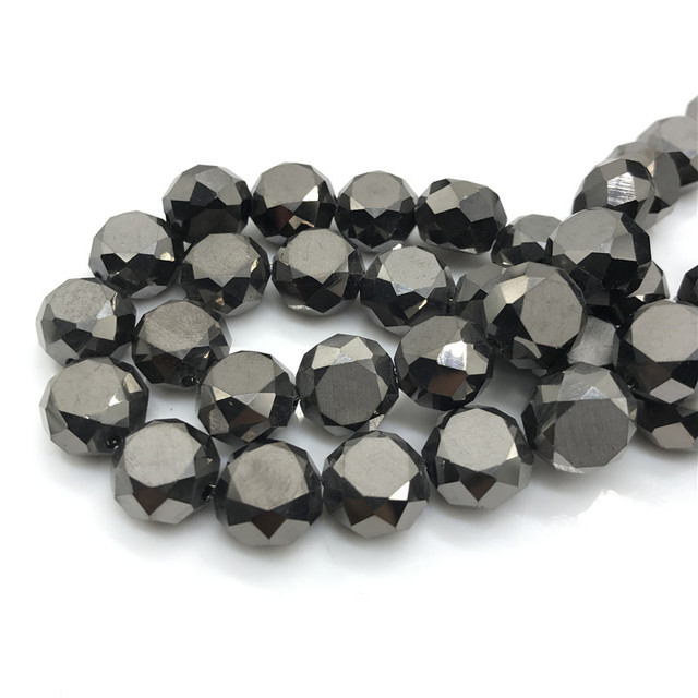 Wholesale 50PCS 8 x 14 mm multi faceted oval Austria crystal beads ... e312336d422a
