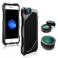 Armor Anti Knock Cover For IPhone 6 S 6S 7 Plus 5 5S SE Cases Powerful