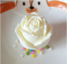 Big 3D Rose Mold Silicone Flower Soap Molds Cake Decorative Mould DIY Desktop Decoration Craft Making Tool