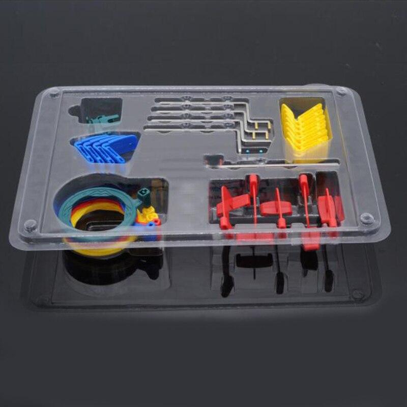 29 pcs/Set Dental Lab Dentsply Digital X-Ray Film Positioning System Positioner Holder Locator