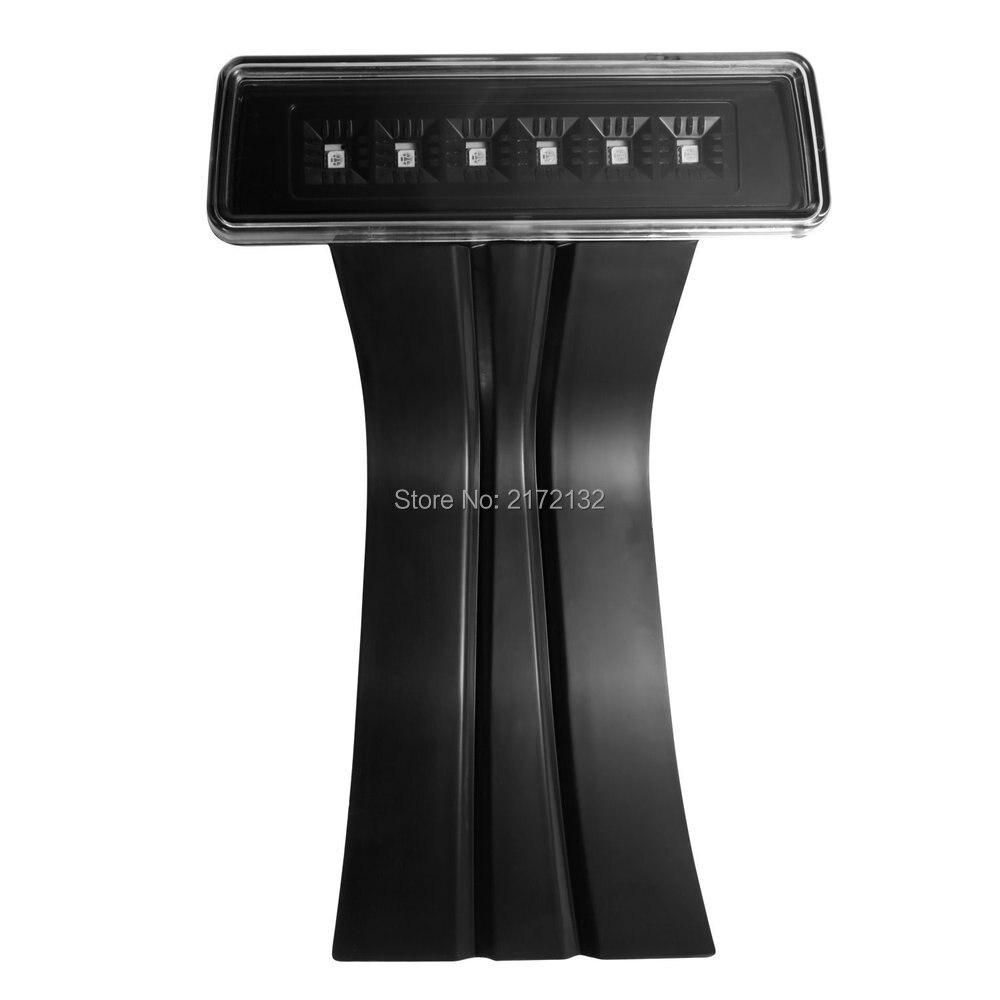 1шт задние светодиодные задние стоп-сигнал 6х2.5W вело тормоза Дополнительная лампа для Рубикона Спорт Высота неограниченное