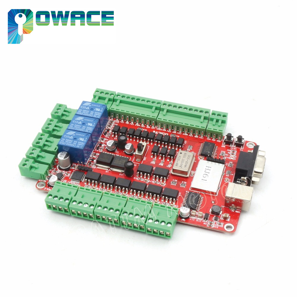HOT SALE] New products !!! 4 Axis USB CNC Breakout Board