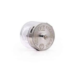 Image 4 - Orijinal Buhar Crave Cam RDSA V1.1 30mm Çapraz Üst Yan Hava Akımı ve Geliştirilmiş Squonk Kısmı Vape Tankı Atomizer VS Cam RDSA