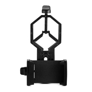 Image 3 - Binoculars Universal Mobile Phone Clip Can Be Connected to Astronomical Telescope Multi function Mobile Phone Photo Bracket