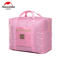 Naturehike Ultralight Swimming Wash Bags Waterproof Travel Hiking Gym Storage Wash Bags Female Folding Pack Handle